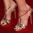 Heather Graham Strappy Sandals