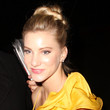 Heather Morris Hair - Classic Bun