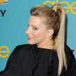 Heather Morris Hair - Ponytail