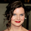 Heather Tom Hair - Bobby Pinned updo