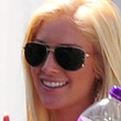 Heidi Montag Sunglasses - Aviator Sunglasses