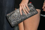 Heidi Montag Gemstone Inlaid Clutch