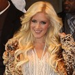 Heidi Montag Hair - Long Wavy Cut