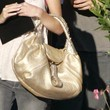Heidi Montag Handbags - Metallic Hobo