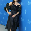 Helena Bonham Carter Clothes - Strapless Dress