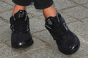 Helena Christensen Basketball Sneakers