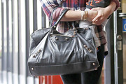 Hilary Duff Oversized Tote