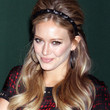 Hilary Duff Hair - Retro Hairstyle