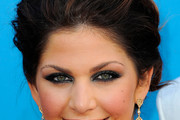 Hillary Scott Pinned Up Ringlets