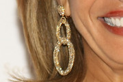 Hoda Kotb Dangling Diamond Earrings