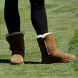 Holly Sweeney Sheepskin Boots