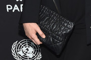 Alexandra Richards Quilted Clutch