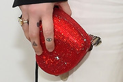 Miley Cyrus Beaded Clutch