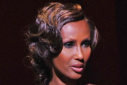 Iman's Cool, Classic Finger Wave at the 2011 Alvin Ailey American Dance Theater's Opening Night Gala