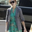 Isla Fisher Clothes - Blazer