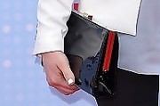 Carly Rae Jepsen Patent Leather Clutch