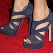 Jacinda Barrett Shoes - Evening Sandals