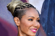 Jada Pinkett Smith Updos