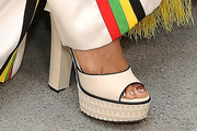 Jada Pinkett Smith Heels