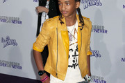 Jaden Smith Leather Jacket