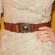 Jaime King Accessories - Leather Belt