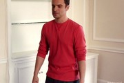 Jake Johnson Knit Top