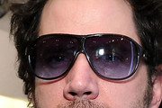 Jamie Kennedy Oval Sunglasses