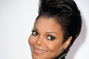Janet Jackson Short Straight Cut