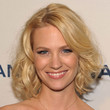 January Jones Hair - Medium Curls