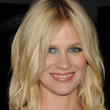 January Jones Hair - Medium Straight Cut
