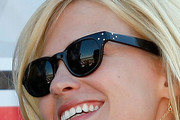 January Jones Wayfarer Sunglasses