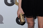 Jena Malone Gemstone Inlaid Clutch