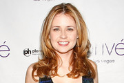 Jenna Fischer Medium Curls
