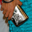 Jennifer Beals Handbags - Metallic Clutch