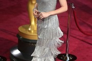 Jennifer Garner Beaded Dress