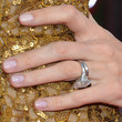 Jennifer Garner Neutral Nail Polish