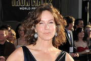 Jennifer Grey Short Curls