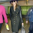 Jennifer Lawrence Wool Coat