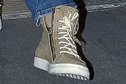 Jennifer Lopez Basketball Sneakers