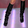 Jennifer Lopez Knee High Boots