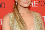 Jennifer Lopez Long Hairstyles