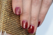 Jennifer Lopez Red Nail Polish