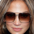 Jennifer Lopez Sunglasses - Square Sunglasses