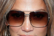 Jennifer Lopez Square Sunglasses