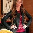 Jennifer Love Hewitt Clothes - Leather Jacket