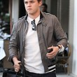 Jesse McCartney Bomber Jacket