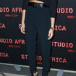 Jessica Alba Clothes - High-Waisted Pants