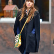 Jessica Biel Clothes - Cape