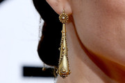 Jessica Biel Dangle Earrings