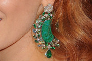 Jessica Chastain Chandelier Earrings
